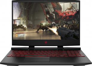 "UPGRADED HP Omen 15-dc0087nu (4PS28EA) 15.6"" UHD UWVA IPS, i7-8750H, 32GB RAM, 256GB SSD, 1TB HDD, GTX 1070, Win 10, Черен"