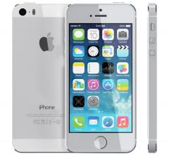 Преоценен Реновиран iPhone 5s 16GB, Сребрист B