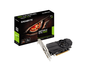 Видео карта GIGABYTE GeForce GTX 1050 OC Low Profile 2GB GDDR5