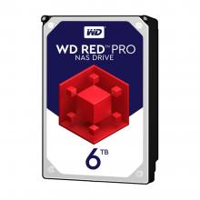 Твърд диск WD 6TB Red PRO 7200rpm 256MB for NAS and Servers (5 years warranty)
