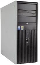 HP Compaq DC7800p Tower, E6550, 2GB, 160GB HDD