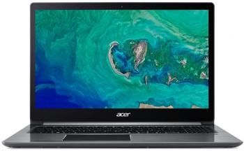 "Acer Aspire Swift 3 Ultrabook SF315-41-R7M8, 15.6"" FHD IPS, AMD Ryzen 5 2500U, 8GB RAM, 256GB SSD, Win 10, Сребрист"