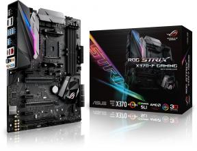 Дънна платка ASUS ROG STRIX X370-F GAMING AM4