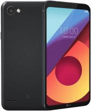 "LG Q6 (2018) 5.46"" FHD+(2160 x 1080), 32 GB, Single Sim, Черен (LGM700N)"