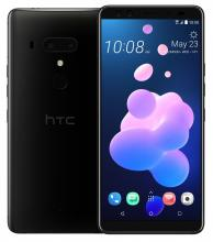 "HTC U12+ 6"" Quad HD+(2880x1440), 6GB RAM, 64GB, Черен"