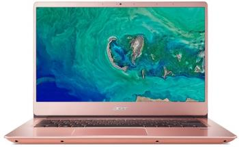 "Acer Aspire Swift 3 Ultrabook SF314-54-33KX (NX.GYQEX.008) 14.0"" FHD, i3-8130U, 8GB RAM, 256GB SSD, Win 10, Розов"