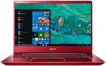 "Лаптоп Acer Aspire Swift 3 Ultrabook SF314-54-549L (NX.GZXEX.004) 14.0"" FHD IPS, i5-8250U, 8GB RAM, 256GB SSD, Win 10, Червен"