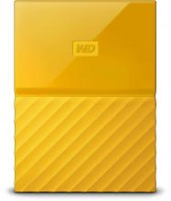 Външен диск Western Digital My Passport 1TB USB 3.0 (WDBYNN0010BYL)