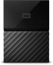 Външен диск Western Digital My Passport 1TB USB 3.0 (WDBYNN0010BBK)