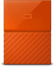 Външен диск Western Digital MyPassport 1TB USB 3.0 (WDBYNN0010BOR)