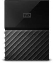 Външен диск Western Digital My Passport Mac 1TB USB 3.0 (WDBFKF0010BBK)