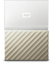 Външен диск Western Digital MyPassport Ultra 1TB USB 3.0 (WDBTLG0010BGD)