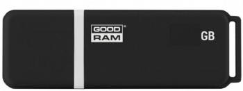 USB Флаш памет GOODRAM 64GB, USB 2.0, Черен (UMO2-0640E0R11)