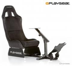 Геймърски стол Playseat Evolution, Черен Alcantara (PLAYSEAT-RC-EA)
