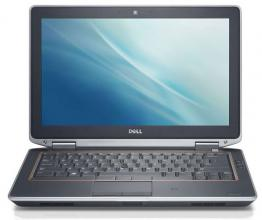 "Dell Latitude E6320 13.3"" 1366x768, i3-2310M, 4GB RAM, 320GB HDD, Cam"
