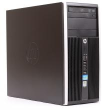 HP Compaq Elite 6000 Tower, E7500, 4GB, 250GB HDD