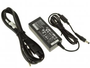 Захранващ Адаптер DELL 65W AC Adapter 928G4 + Power Cable