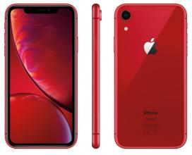 Смартфон НОВ Apple iPhone XR 256 GB Red
