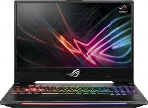 "UPGRADED ASUS ROG Strix SCAR II GL504GW-ES006 | 90NR01C1-M01910, 15.6"" FHD IPS 144Hz, i7-8750H, 32GB RAM, 256GB SSD, 1TB HDD, RTX 2070 8GB, Сребрист"
