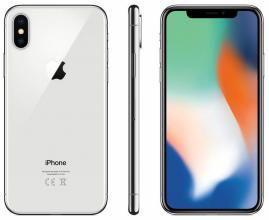 Смартфон НОВ Apple iPhone XS 64GB Silver