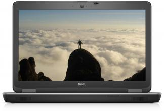 "Dell Latitude E6540, 15.6"" HD, i7-4800MQ, 16GB, 240GB SSD, Cam"