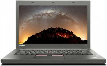 "Lenovo ThinkPad T450, 14.1"" 1600x900, i5-5300U, 16GB, 240GB SSD, Cam, Win 10"