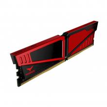 Памет Team Group T-Force VULCAN DDR4 8GB 2400MHZ CL16-16-16-39 1.2V RED