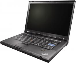 "Lenovo ThinkPad T500, 15.4"" 1680x1050, P8600, 4GB RAM, 160GB HDD, ATI HD 3650"