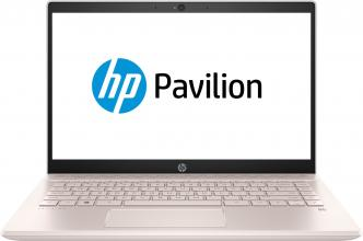HP Pavilion 14-ce0012nu (5GS94EA) 14.0 FHD IPS, i7-8550U, 16GB RAM, 128GB SSD, 1TB HDD, GeForce MX130, Керамично бяло