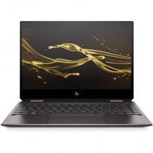 "Ултра тънък лаптоп HP Spectre x360 15-df0025na (5QX29EA), 15.6"" Touch 4K, i7-8565U, 16GB RAM, 512GB SSD, GeForce MX150, Win 10, Графит"