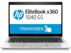 "Ултра тънък лаптоп HP EliteBook x360 1030 G3 (3ZH01EA), i5-8250U 13.3"" FHD Touch, 8GB RAM, 256GB SSD, Win 10 Pro"