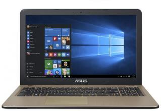 "Лаптоп Asus VivoBook 15 X540UB-GQ041 | 90NB0IM1-M00500, 15.6"" HD LED,  i3-6006U, GeForce MX110, 4GB RAM, 1TB HDD, Linux, Cam, Черен"