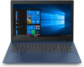 "Лаптоп Lenovo IdeaPad 330-15IKB | 81DE00KPBM | 15.6"" FHD, i3-7020U, 6GB RAM, 1TB HDD, GeForce MX150, Син"