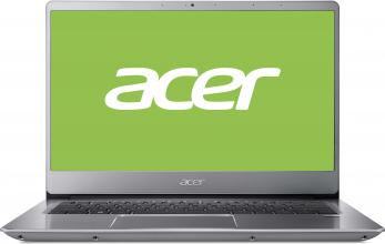 "Acer Swift 3 SF314-56G-59RF | NX.H4MEX.001 | 14.0"" IPS FHD, i5-8265U, 8GB RAM, 1TB HDD, GeForce MX150, Сребрист"