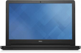 "Dell Vostro 3568 | 15.6"" HD, i3-7020U, 4GB RAM, 1TB HDD, Win 10 Pro, Черен"