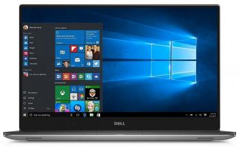"Dell XPS 15 (9570) | 5397184273234 | 15.6"" 4K IPS Touch, i7-8750H, 16GB RAM, 512GB SSD, GTX 1050Ti, Win 10, Сребрист"