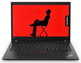 "UPGRADED Lenovo ThinkPad T480 (20L5000BBM) 14"" WQHD (2560x1440), i7-8550U, 16GB RAM, 1TB SSD, GeForce MX150, Win 10 Pro, Черен"