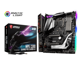 Дънна платка MSI MPG Z390 GAMING PRO CARBON AC