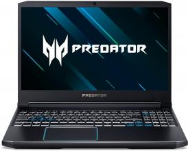 "UPGRADED Acer Predator Helios 300 PH315-52-707V | NH.Q53EX.006 | 15.6"" FHD 144Hz IPS, i7-9750H, 8GB RAM, 512GB SSD, 1TB HDD, GTX 1660Ti, Win 10"