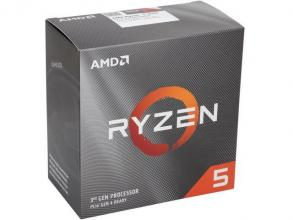 Процесор AMD RYZEN 5 3600X 6-Core 3.8 GHz (4.4 GHz Turbo) AM4