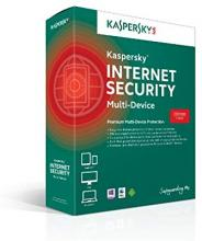 Kaspersky Internet Security Multi-Device - 3 device 1 year Box