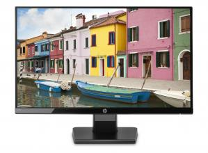 "Монитор HP 22w, 21.5"" LED IPS, FHD (1920 x 1080), 5 ms, 60 Hz, Черен (1CA83AA)"