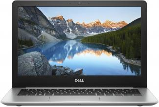 "Dell Vostro 5370, 13.3"" FHD IPS, i7-8550U, 8GB RAM, 256GB SSD, AMD Radeon 530 DDR5 2GB, Сребрист"