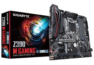 Дънна платка Gigabyte Z390M GAMING s.1151 (300 Series)