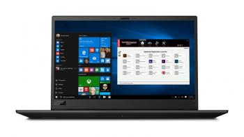 "Мобилна станция Lenovo ThinkPad P1 (20MD0012BM) Intel Xeon E-2176M, 15.6"" 4K (3840x2160) IPS AR Touch, 32(2x16)GB, 1TB SSD, Quadro P2000, Win 10 Pro, Cam, Черен"