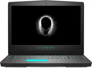 "UPGRADED Dell Alienware 17 R5 (5397184159118) 17.3"" QHD TN+WVA G-Sync Tobii-Eye, i9-8950HK, 32GB RAM, 256GB SSD, 1TB HDD, GTX 1080, Win 10, Черен"