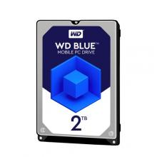 "Твърд диск Western Digital Blue 2TB 2.5"" 128MB 7mm (2 years warranty)"