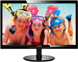 "Монитор Philips 246V5LHAB 24"" Full HD 1920x1080 LED"