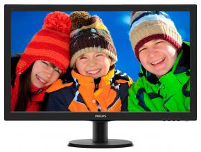 "Philips 273V5LHSB, 27"" TN LED, 5 ms, FullHD 1920x1080"