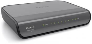 Switch Belkin 8-Port Gigabit Switch